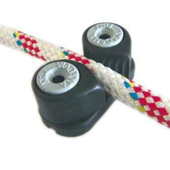 Backenklemme für Seile Ø 3-6mm/groß