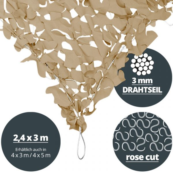 Chilloutsail rose cut / Premium