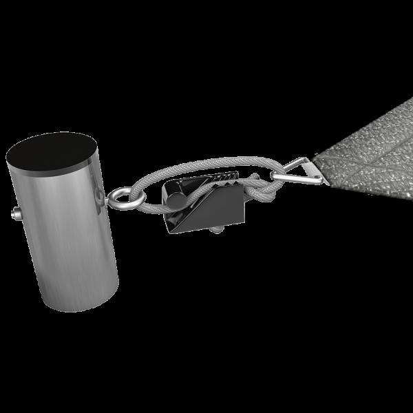 Verspannungsset - Seil mit Profiseilspanner