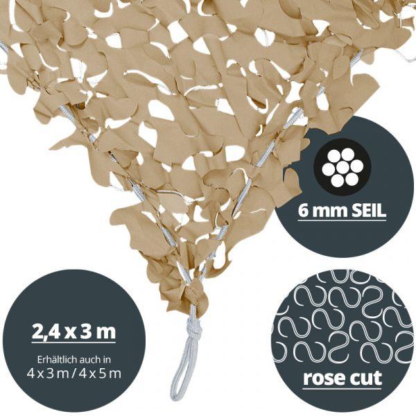 Chilloutsail rose cut / Standard